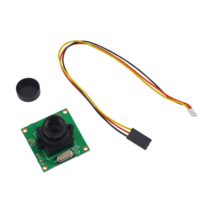 Ultra HD FPV Camera 700 Line Image Transmission 5.8G/1.2G/2.4G 6 Axis Wizard Hulled