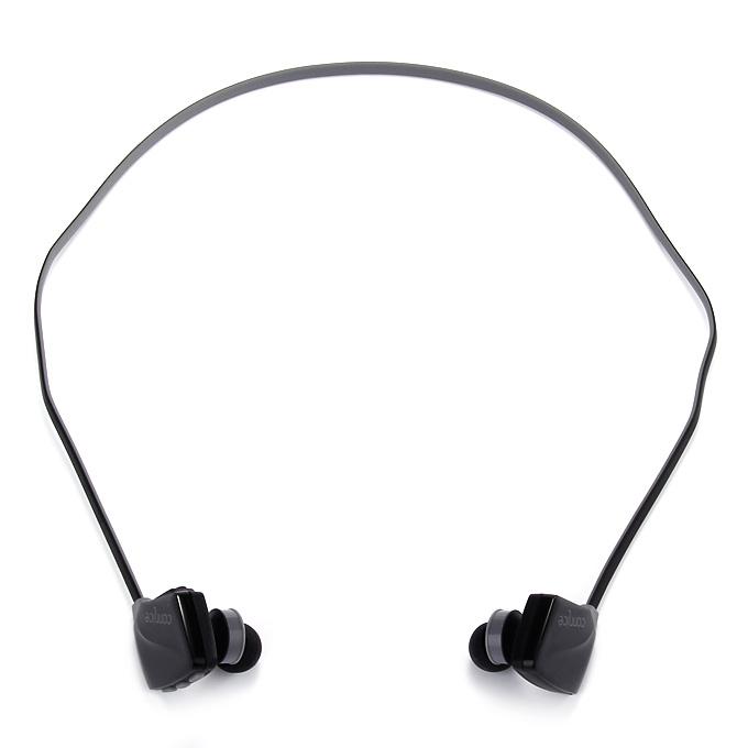 Cannice E1 Kabelloser Bluetooth Kopfhörer BT4.1 AptX HD 6 Gen CVC Geräuschunterdrückender Kopfhörer - Schwarz