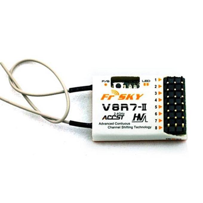FrSky V8R7-II 2.4G 7CH Receiver
