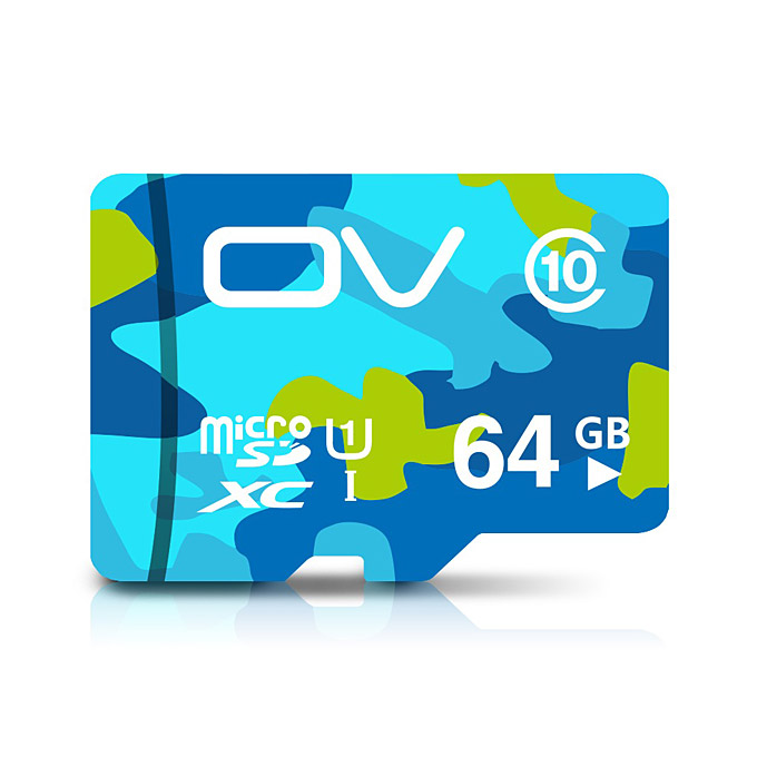 OV 64GB Micro SD Card Memory Card Class10 Mobile Phone Memory Card