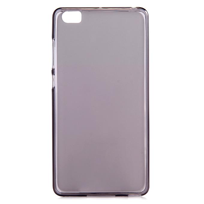 Protective Soft Case TPU Cover Case for Xiaomi Note Xiaomi Mi Note Smartphone - Gray