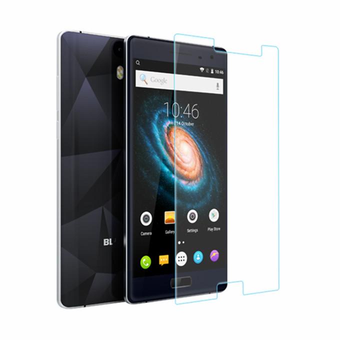 Pellicola proteggi schermo in vetro temperato 9H + originale Pellicola per schermo ultra sottile Premium per smartphone Bluboo Xtouch - trasparente
