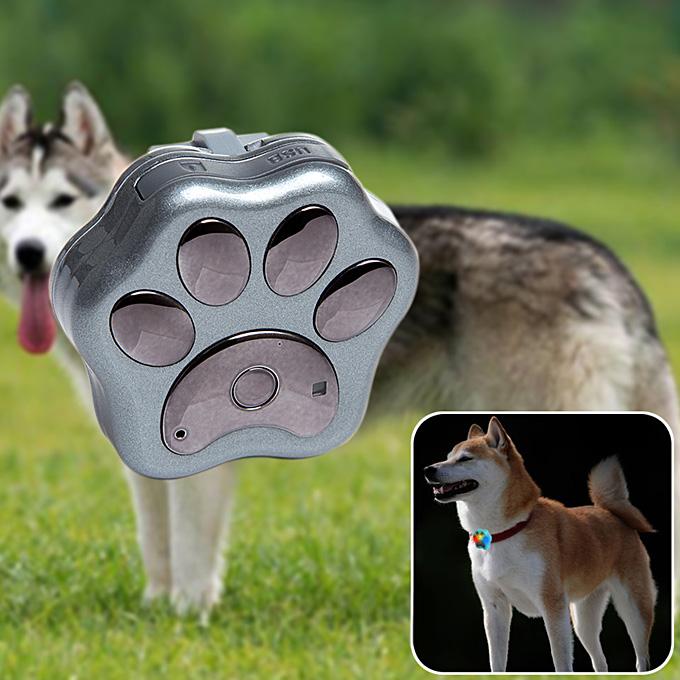 Купить со скидкой Reachfar RF-V30 Multifunctional Dog Cat Wi-Fi GPS Pet Tracker - Silver