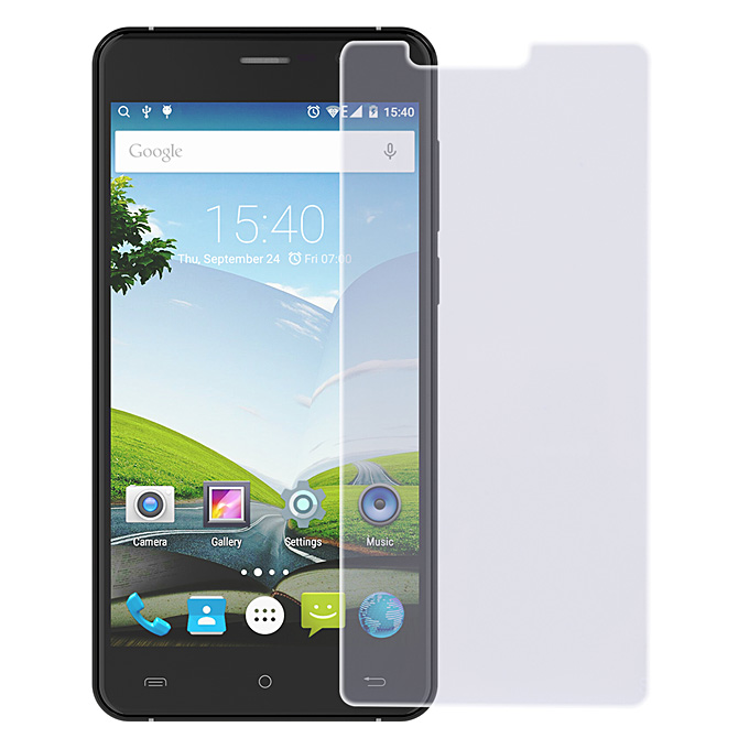 Tempered Glass Screen Protector Premium Protective Film for CUBOT P12 Smartphone - Transparent Other