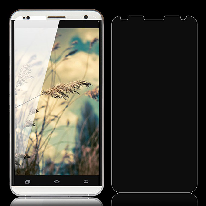 Soft Explosion-proof Protective Screen Protector Premium Protective Film for VKWORLD VK700X Smartphone - Transparent фото