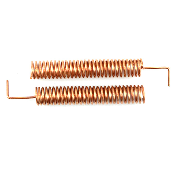 315MHz Spring Antenna 2dBi 2pcs for 315MHz RF Modules