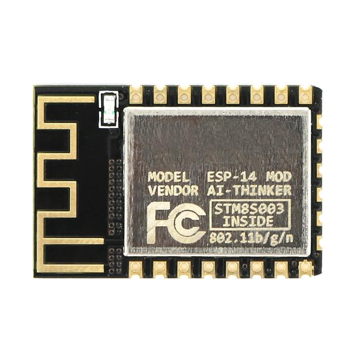 ESP-14 ESP8266 Serial Wi-fi Wireless Transceiver Module w/ Built-in STM8S MCU / PCB Antenna