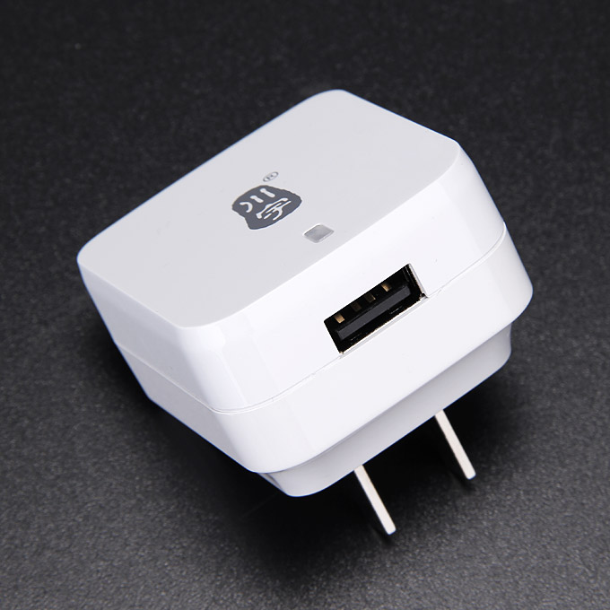 Kawau 2.1A Foldable Smart Charger - US Plug