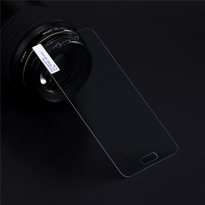 Makibes Xiaomi Mi5 Tempered Glass Screen Protector Toughened Glass 0.33mm Screen Film Cover Arc Edge For Xiaomi Mi5 - Transparent фото