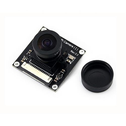 Raspberry Pi 5MP Camera Module Fisheye Lens FOV170 for Raspberry Pi