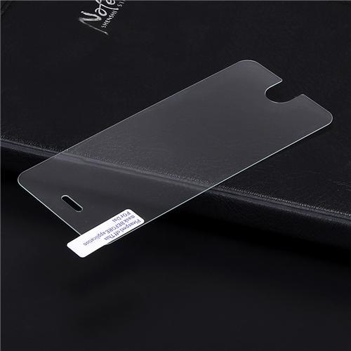 Makibes for iPhone 5SE / 5S Sertleştirilmiş Temperli Cam 0.33mm Arc Kenar Ekran Koruyucu Film Ekran Kapağı - Şeffaf