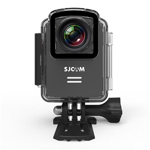 SJCAM M20 WiFi Action Camera 16MP Sony IMX206 Sensor 166 Degree Angle Len Gyro Stabilization With Waterproof Case - Black