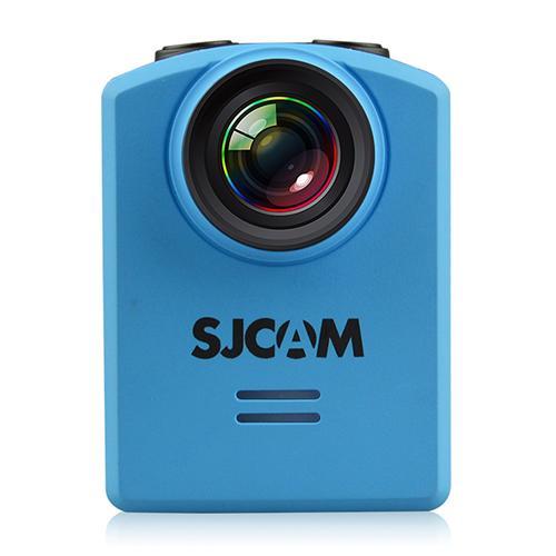 SJCAM M20 WiFi Action Camera 16MP Sony IMX206 Sensor 166 Degree Angle Len Gyro Stabilization With Waterproof Case - Blue