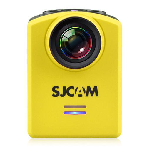 SJCAM M20 WiFi Action Camera 16MP Sony IMX206 Sensor 166 Degree Angle Len Gyro Stabilization With Waterproof Case - Yellow