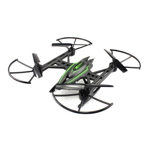 JXD 510G X-Predators FPV 5.8Ghz 2MP Camera Altitude Hold CF Mode 3D Flip 4CH 6-Axis RC Quadcopter