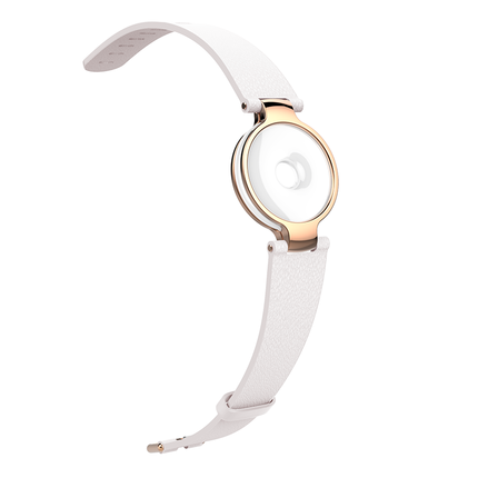 Xiaomi Amazfit Moon Frost Smart Bracelet Bluetooth 4 IP68 Mi Band Sports Fitness Tracker Zirconia Ceramic Dial - White
