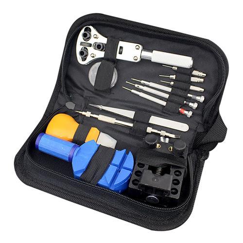 13 in 1 Professional Watch Repair Tool Kit voor het herstellen van horloges