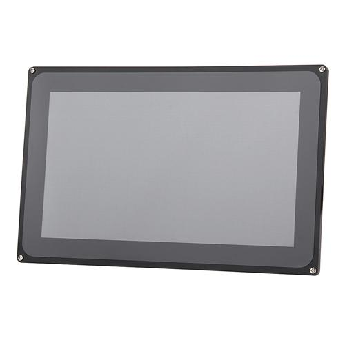 10.1 inch Capacitive Touch Screen LCD 1024*600 HDMI with Bicolor Case for Raspberry Pi/BB BLACK/PC Systems - US