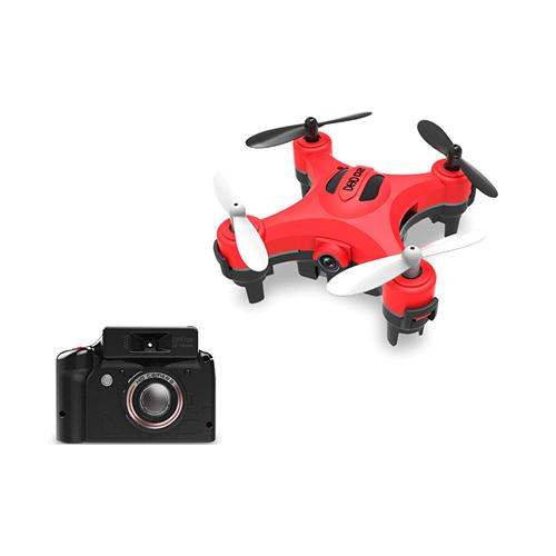 DHD D2 MINI With 2MP Camera Headless Mode 3D Roll RC Quadcopter RTF