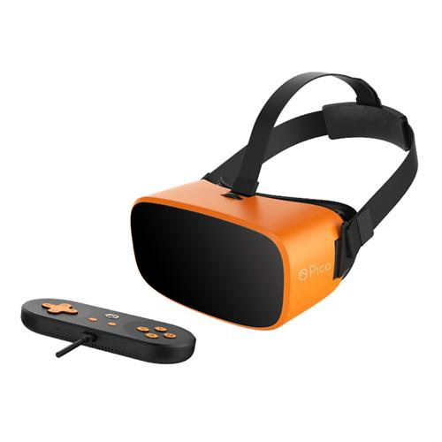 Pico Neo Standard Qualcomm Snapdragon 820 2K 3G 1080P FOV102 Immersive 3D VR Virtua Reality All-in-one Android Headset - Orange