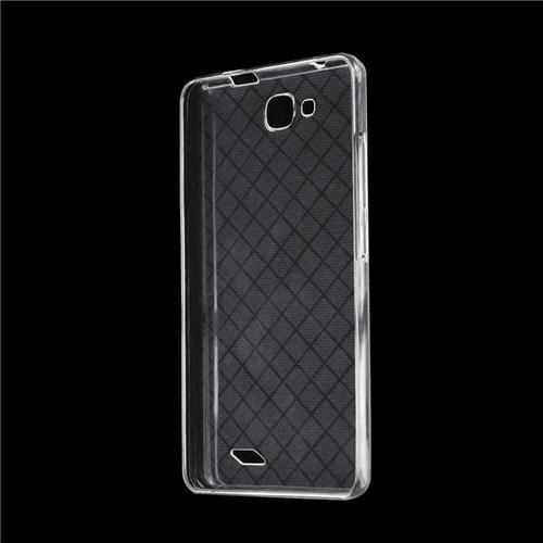 ต้นฉบับซิลิโคนฝาครอบป้องกัน Soft Case เปลือกโทรศัพท์สำหรับ Oukitel C3 มาร์ทโฟน - ใส