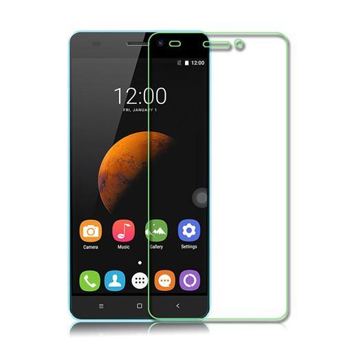 Vetro temperato originale per OUKITEL C3 Pellicola protettiva per schermo di protezione per smartphone di alta qualità - Trasparente