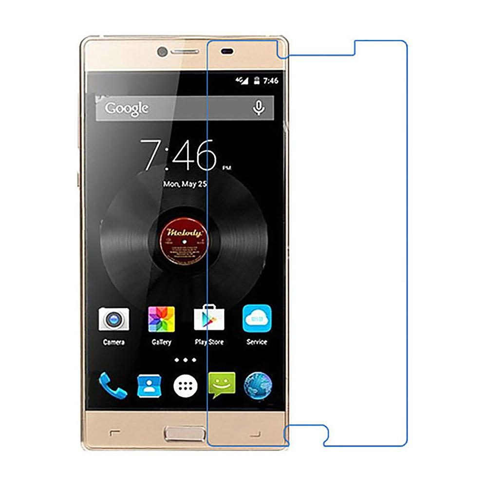 Original Premium Tempered Glass Film Screen Protector For Elephone M2 Smartphone - Transparent