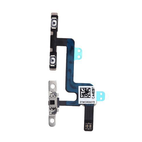 Değiştirilen Montaj Parçaları Ses Konektörü Flex Kablo Şeridi iPhone 6 için