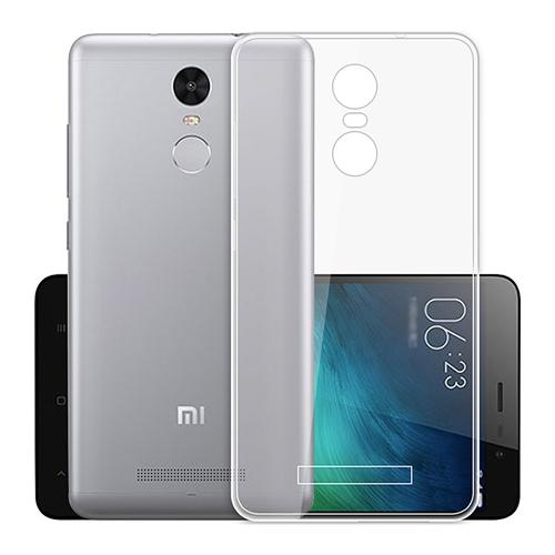 Soft Case Protective Phone Shell Transparent Back Cover For XIAOMI Redmi Note 3/Hongmi Note 3 фото