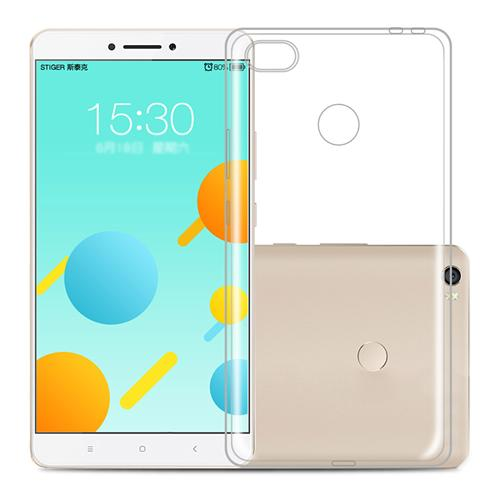 Soft Case TPU Back Cover Ultra-thin Transparent Protective Phone Shell For Xiaomi Max 6.44 Inch фото