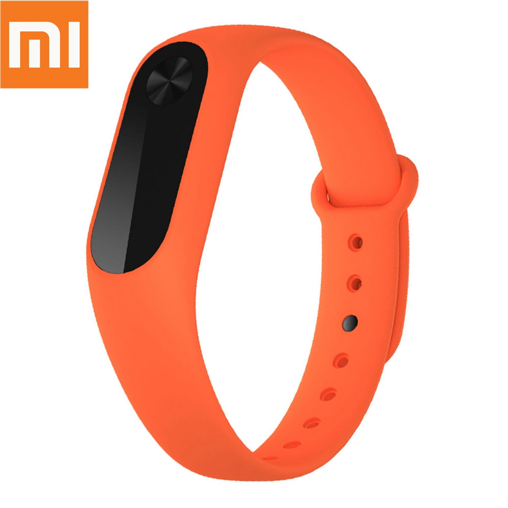 Original Xiaomi Mi Band 2 Replacement Wrist Strap Orange