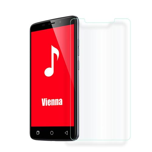 Tempered Glass 2.5D Arc Screen 0.26mm Protective Glass Film Screen Protector For Ulefone Vienna - Transparent Other
