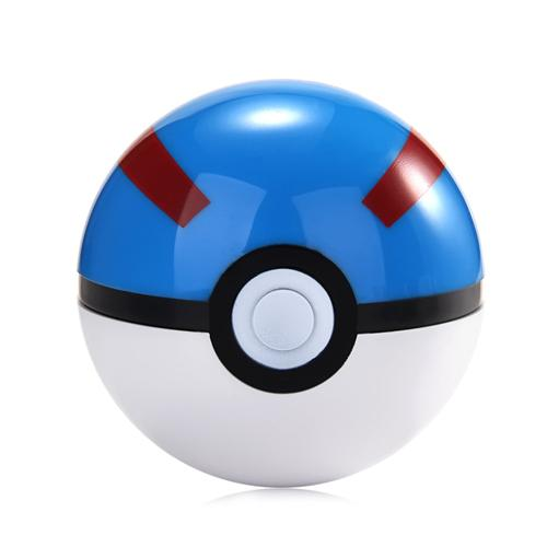 7cm C GREAT BALL Pokemon Ball Anime Action Figure Collection Toy Cosplay Prop