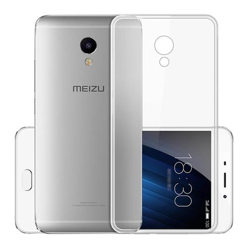 Soft Case Protective Phone Shell Back Cover TPU Phone Case For For For Meizu MEILAN E/Meizu M3E - Transparent
