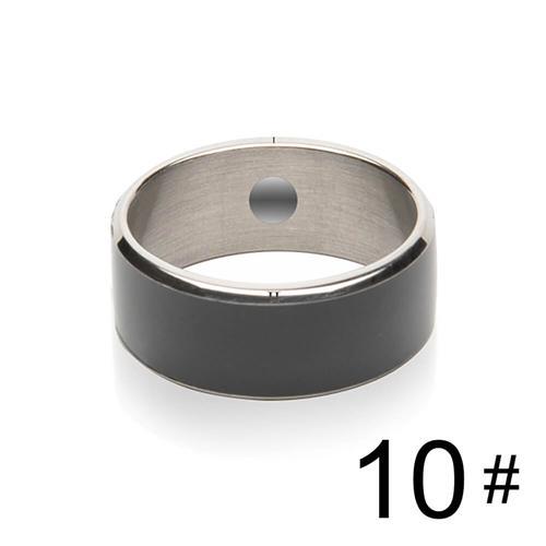 Jakcom R3F Smart Ring Size 10 - Black