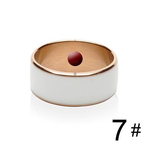 Jakcom R3F Smart Ring Size 7 - White