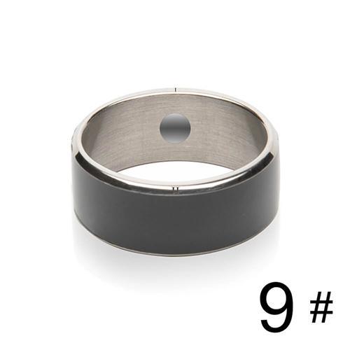 Jakcom R3F Smart Ring Size 9 - Black