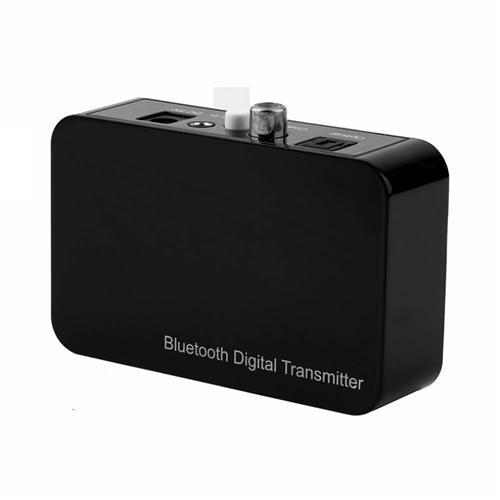 TS-BTDF01 Bluetooth V2.1 multimédia digitális adó optikai / koaxiális bemenettel - fekete