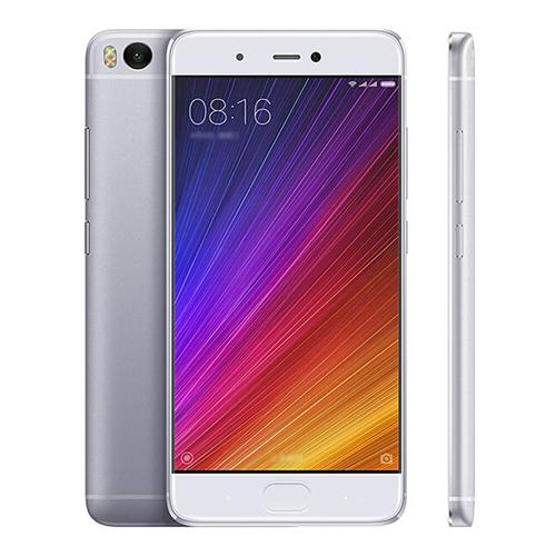Xiaomi Mi 5S 5.15inch FHD MIUI 8 Android 6.0 4G LTE Smartphone Qualcomm Snapdragon 821 Quad Core 3GB 64GB 12.0MP Ultrasonic Touch-ID NFC Type-C - Silver