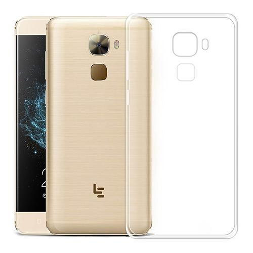 Silicon Back Cover High Quality Protective Soft Case Phone Shell For LeTV LeEco Le Pro 3/X720 - Transparent Other
