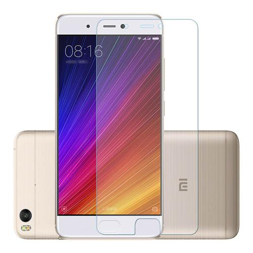 Makibes Toughened Glass 0.33mm Screen Protector Film Cover Arc Edge For Xiaomi Mi 5S - Transparent Other