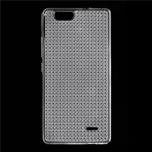 Original Silicon Protective Cover Brand New Soft Case For Oukitel C4 - Transparent фото