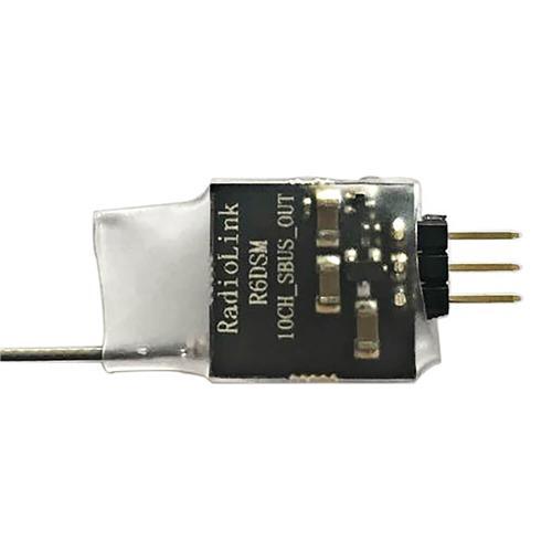 Radiolink R6DSM FHSS and DSSS Spread Spectrum Receiver