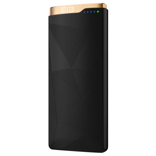 Elephone Power Thunder 16000mAh Type-C Mobile Power Bank Qualcomm Certification QC3.0 LED Indicators - Gold
