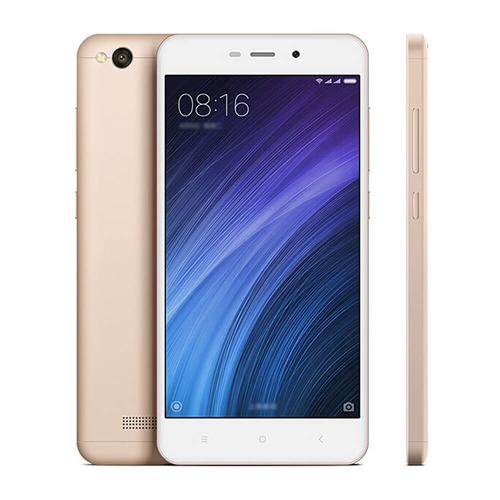 Xiaomi Redmi 4A 5.0inch HD MIUI 8 Android 6.0 4G LTE Smartphone Qualcomm Snapdragon 425 Quad Core 1.4GHz 2GB 16GB 5.0MP 13.0MP 3120mAh Battery WIFI GPS - Gold
