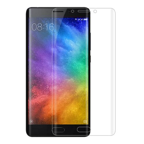Makibes 0.2mm Arc Edge Tempered Glass Protective Film Screen Protector For Xiaomi Mi Note 2 - Transparent фото