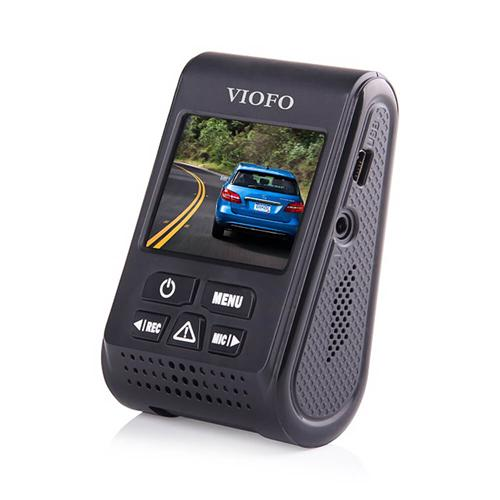 VIOFO A119 V2 NTK96660 OV4689 2.0 Inch LCD Car DVR 1440P 160 Degree Wide Angle With GPS Function Dash Camera - Black