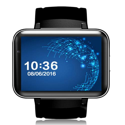 Dm98 3g Smart Watch Phone Black