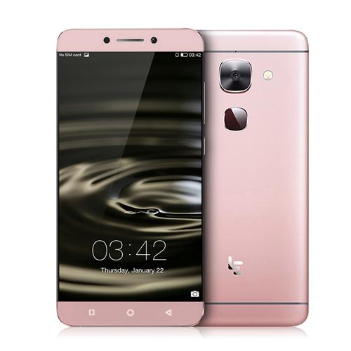LeTV LeEco Le Max 2 X820 5.7inch 2K Screen Android 6.0 OS 4GB 32GB Smartphone 64-Bit Qualcomm Snapdragon 820 Quad Core 21MP Touch ID Type-C Fast Charge - Rose Gold