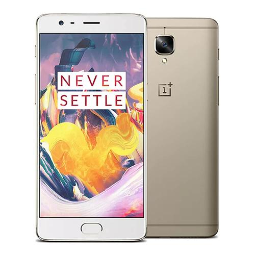 [EU Version]OnePlus 3T(A3003)5.5inch AMOLED FHD Oxygen OS Smartphone Qualcomm Snapdragon 821 2.35GHz Quad Core 6GB 64GB 16.0MP+16.0MP Dash Charge Touch ID NFC Type-C - Soft Gold